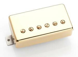 Tonerider Birmingham Alnico 5 Bridge Humbucker - gold