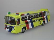 Mercedes O302 Bus Football World Championship 1974 Netherlands 1/43 Minichamps