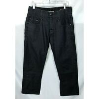 G-Star Raw Dark Wash Radar Narrow Rope Jeans 32 x 28