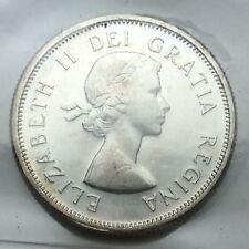 1964 Canada 25 Twenty Five Cents Quarter Canadian Graded ICCS XNI 210 Coin D076