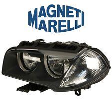 BMW E83 X3 Driver Left Halogen Headlight Assembly OEM Marelli 63 12 7 162 201