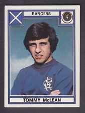 Panini - Football 78 - # 442 Tommy McLean - Rangers