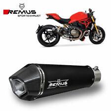 Ducati Monster 1200 Scarico REMUS HYPERCONE 2014-2016 Nero