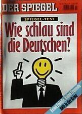 SPIEGEL 51/1994 Wie schlau sind die Deutschen? fragte der SPIEGEL