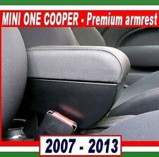 MINI COOPER (2007-2013) - ACCOUDOIR PREMIUM - REGLABLE -armrest - made in Italy