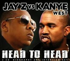 JAY-Z & KANYE WEST-HEAD TO HEAD CD NEW