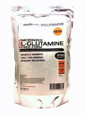 2.2lb (1000g) 100% L-GLUTAMINE POWDER FREE FORM KOSHER PHARMACEUTICAL GRADE