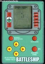 HASBRO BATTLESHIP CREDIT CARD ELECTRONIC HANDHELD GAME