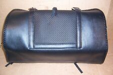 HOPNEL UNIVERSAL LEATHER TIE-ON BAG NOS
