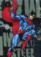 SUPERMAN MAN OF STEEL DC FLEECE FABRIC 100% POLYESTER