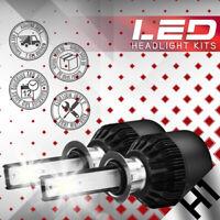 XENTEC LED HID Headlight Conversion kit H1 6000K for Subaru Impreza 2004-2005