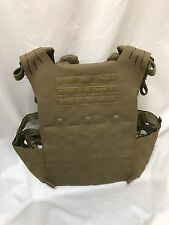 Eagle Industries JBAV Jungle Body Armor Vest Coyote L Plate Carrier DEVGRU MBAV
