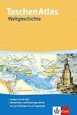 TaschenAtlas Weltgeschichte von Rudolf, Hans U., Oswalt,...   Buch   Zustand gut