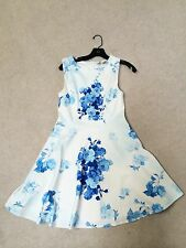 NWT Rhyme Los Angeles Floral Scuba Dress Size M