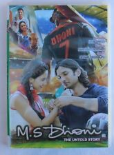 M S DHONI THE UNTOLD STORY HINDI BOLLYWOOD MOVIE(2016)DVD HIGH QUALITY PIC/SOUND