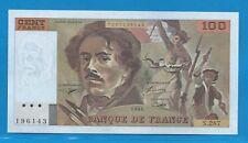 100 FRANCS(   DELACOIX ) de 1995   S.287