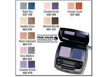 Avon 2 True Color Eyeshadow Duo Shade Warm Cashmere Healthy Glow $12 NIB