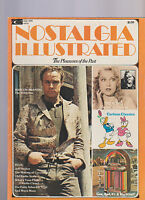 Nostalgia Illustrated July 1975 Marlon Brando Fay Wray King Kong Wurlitzer