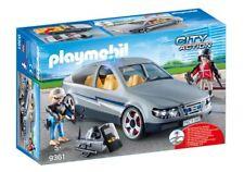 YRTS 9361 Playmobil Coche de Policía Ladrones ¡Nuevo en Caja! ¡New!
