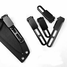 1 X Kydex Waist Clip Universal Knife Scabbard Clip