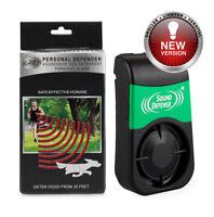 Sonic Dog Repellent Deterrent by Sound Defense New Aggressive Dog Deterrent