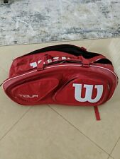 Wilson Tour V 15 Bag w/ Thermoguard