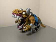 "1997 Extreme Dinosaurs T-Bone  Dino Vision 8"" Street Sharks Action Figure"