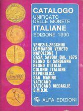 CM6L684AY5 CATALOGO UNIFICATO DELLE MONETE ITALIANE - AA.VV. - ALFA EDIZIONI 359
