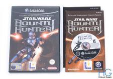 Star Wars: cazador de recompensas-Nintendo Gamecube Juego Y Estuche PAL