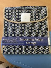 Tattered Lace Embossing Folder Storage
