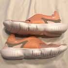 Nike Free RN Flyknit 3.0 Women's SZ 10 Light Running Shoes AQ5708-600 Blush New