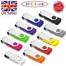 More details for usb 2.0 high speed 1,2,4,8,16,32gb memory stick flash pen thumb key stick pc/mac
