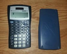 TI-30X2S Texas Instruments Scientific Calculator w/ Cover Tested and Working