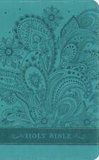 NIV*Bible For Teen Girls-Caribbean Blue DuoTone