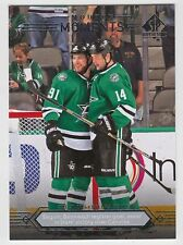 TYLER SEGUIN JAMIE BENN 2014-15 UD SP Authentic Modern Moments #173 Stars N15