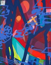 KAWS Brooklyn Museum 2021 Exhibition Poster SCORE YEARS 38 x 48 companion
