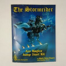 Lion Rampant Ars Magica The Stormrider Jump Start Kit SC VG