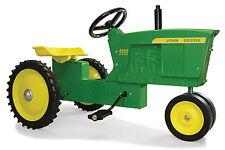 NEW! ERTL *JOHN DEERE* Model 4020 Narrow Front STEEL *PEDAL TRACTOR* *NIB!*
