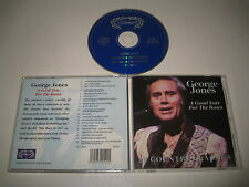 GEORGE JONES/A GOOD ANNÉE FOR THE ROSES(HALLMARK/300522)CD ALBUM
