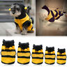 Pet Dog Cat Puppy Warm Hoodie Coat Clothes Cute Bee Costume Apparel Outfit