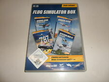 PC  Flight Simulator - Flug Simulator Add-on Box Zivile Luftfahrt