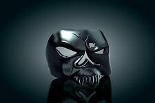 Kuryakyn Black Zombie Taillight Cover For Harley Davidson 9024