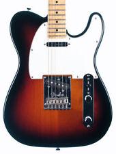 Guitares électriques droitiers 6 cordes Sunburst