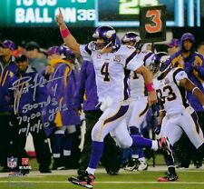 Brett Favre Autographed Signed 8x10 Photo ( HOF Vikings ) REPRINT