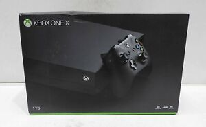 Microsoft Xbox One X 1TB Console With Wireless Controller