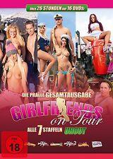 16 DVD-Box ° Girlfriends on Tour ° Komplettbox ° Staffel 1 - 7 ° NEU & OVP