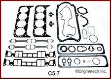 Engine Full Gasket Set ENGINETECH, INC. C5.7