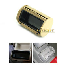 Beige Rear Ashtray Bin Ash Tray+2 Side Cap For VW JETTA GOLF MK4 1J0857962H