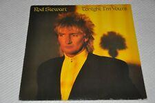 Rod Stewart - Tonight I'm yours - 80er - Album Vinyl Schallplatte LP