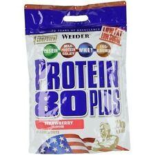 Protein 80 plus 2kg - Weider Strawberry